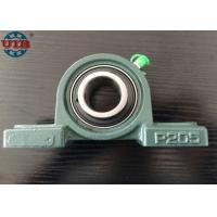 Buy cheap UCP205 agriculture machine,chrome steel Gcr15 bearing, HT250 housing, logistic equipment parts from wholesalers
