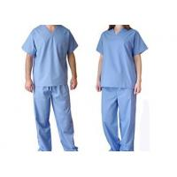 Buy cheap Scrubs Medical Uniforms Medical Clothing Waterproof Lab Coat Unisex Design from wholesalers