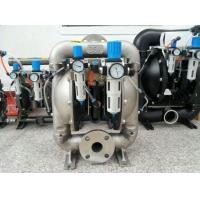 Buy cheap Stainless Steel Air Driven Diaphragm Pump Pneumatic for Printing from wholesalers