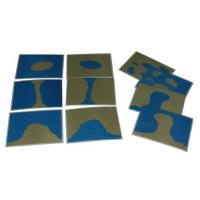Land Form Cards with Box