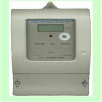Buy cheap Three-Phase Carrier Wave Watt-Hour Meter from wholesalers