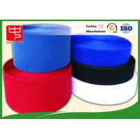 Heat Resistant Velcro Tape With Strong Power , SGS sticky back velcro roll