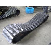 Buy cheap agriculture rubber tracks for combine harvester(550-90-56) from wholesalers