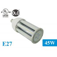 Wholesale Epistar SMD5730 45W E27 LED Corn Bulb IP65 , CE RoHS Certification from china suppliers