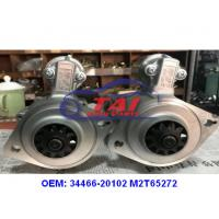 Buy cheap 34466-20102 M2T65272 Industrial Engine Parts Starter Motor For MITSUBISHI S4E 24V 11T from wholesalers
