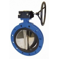 Buy cheap DN50 Water Manual Operated Wafer Butterfly Valves from wholesalers