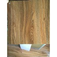 Buy cheap High Density Rigid PVC Sheet Building Materials Wood Effect Cladding from wholesalers