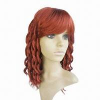 Buy cheap Synthetic Wig, Made of Fiber from wholesalers