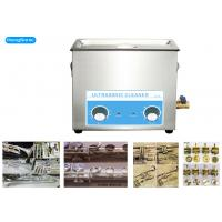 Buy cheap 300W 6.5L Mechanical Ultrasonic Cleaner For Musical Brass Instrument from wholesalers