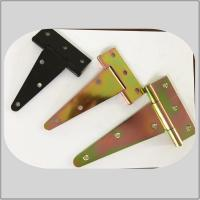 China Ornamental  T Strap Hinges , Decorative Stainless Steel Strap Hinges Water Proof on sale