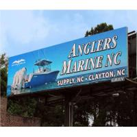 Buy cheap 200-800 Watt Outdoor Led Display Screen , Full Color Led Display Signs 1R1G1B from wholesalers