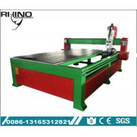 Buy cheap Rotary Attachment 1530 CNC Router Machine 4 Axis With 4.5KW Air Cooling Spindle from wholesalers