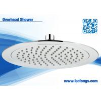 Sunflower Flat Adjustable Overhead Shower Heads 1 Jet Water Saving Good Pressure Manufactures