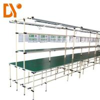 Buy cheap Connected Flexible Assembly Lines Double Side Cold Welded Custom Size from wholesalers