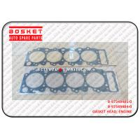 Buy cheap Nqr66 4HF1 Isuzu Cylinder Gasket Set 8973494850 8-97349485-0 , Engine Spare Parts from wholesalers