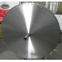 Buy cheap Long Life 900mm Diamond Cutting Blade For Prestressed Concrete Hollow Slabs from wholesalers