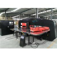 Buy cheap Steel Structure CNC Plate Punching Machine Closed O Type High Stability from wholesalers