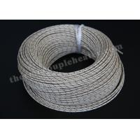 Buy cheap 200-500°C High Temperature Cables , Mica Silicone Rubber Insulated Cable from wholesalers