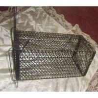 Buy cheap metal mouse trap cage from wholesalers