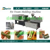 Buy cheap Pet Dog Training Bone Snacks Injection Molding Machine , food processing machinery from wholesalers