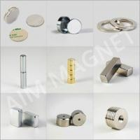 Buy cheap Nickel China N42 Round NdFeB Magnet from wholesalers