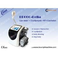 Buy cheap 8.4 Inch LCD Display Multi Function Beauty Equipment  Fat Freezing Cryolipolysis from wholesalers