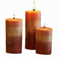 Buy cheap Candle Gift Set with Stones and Leaves from wholesalers