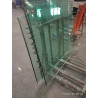 Buy cheap float glass clear, untra clear, low iron glass, max. dimensions at 2440*3300, thickness 2-15mm from wholesalers