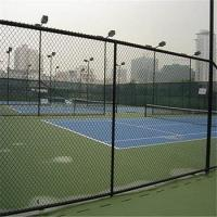PVC Coated Chain Link Fence/Hot Dipped Galvanized Chain Link Fence for Stadium