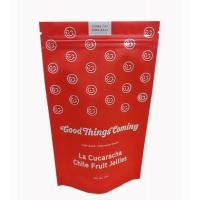 Buy cheap Aluminum foil clear plastic food packaging pouch bag with zipper from wholesalers