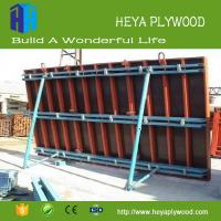 Buy cheap HEYA 4x8 solid wood 19mm marine plywood commercial board wholesale from wholesalers