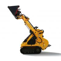 Buy cheap Hydralic Pump Small Crawler Loader Heavy Construction Equipment 1740*840*1370MM from wholesalers