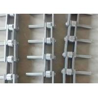 Short Pitch Power Transmission Chain High Frequency Quenching Corrosion Resistance Manufactures