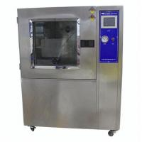 Buy cheap Microcomputer Controlled IP Test Equipment Sand and Dust Test Chamber from wholesalers