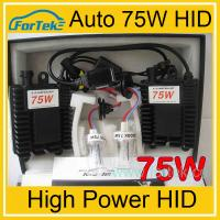 Wholesale 9004 OEM 75w hid xenon kit 12V75W 8000K from china suppliers