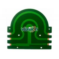 Buy cheap 2 Layers Rogers RT / Duroid RF PCB Design With Immersion Gold Finish from wholesalers