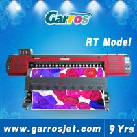Buy cheap Garros RT3201 3.2m Eco Solvent Printer Wallpaper/Sticker/Flex Banner Printing Machine from wholesalers