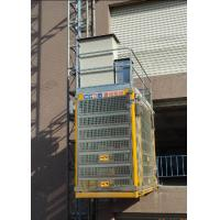 Buy cheap Vertical Transportation Construction Site Hoist SC300/300 Lifting Speed 0–60 M/Min from wholesalers