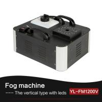 Buy cheap Vertical Type Fog Machine Portable Effects Smoke Lighting Halloween Stage Equipment from wholesalers
