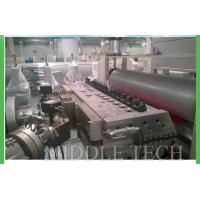 Buy cheap Double Layer Conical PVC Roof Tile Machine Automatic High Speed PMMA Surface from wholesalers