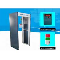 Buy cheap Infrared Induction Temperature Measurement Security Door 30W Long Lifetime from wholesalers