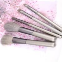 Buy cheap Unique Design Complete Makeup Brush Kit Face Soft Bristle Type Skin Friendly from wholesalers