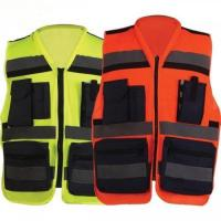 Buy cheap Superior Durability Reflective Safety Vest For Heavy Machine Operation from wholesalers