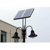 All In One Outdoor Solar Post Lights , Dustproof Solar Powered Lamp Post Lights Manufactures