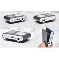 Buy cheap Promotional gifts can download songs mp3 players Mp6005 from wholesalers