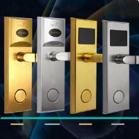 Buy cheap Stainless Steel 304 RFID Hotel Lock For Wooden Doors & Composite Doors from wholesalers