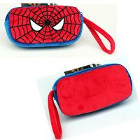 Buy cheap Cute Spider man Cartoon Characters Plush Pencil Case For Promotion Gifts from wholesalers