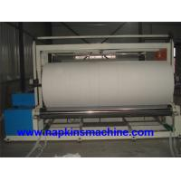 Quality Hand Towel Thermal Paper Slitter Rewinder Machine / Roll Cutter Slitter for sale