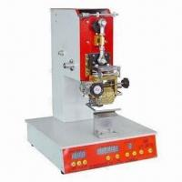 Buy cheap Code Dialing Stamping Machine with Rated Voltage of 220V from wholesalers