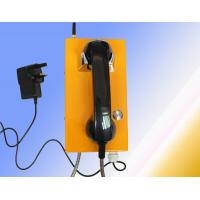 Buy cheap SOS Emergency GSM Telephone / Phone With Network Interface , UV Protection from wholesalers